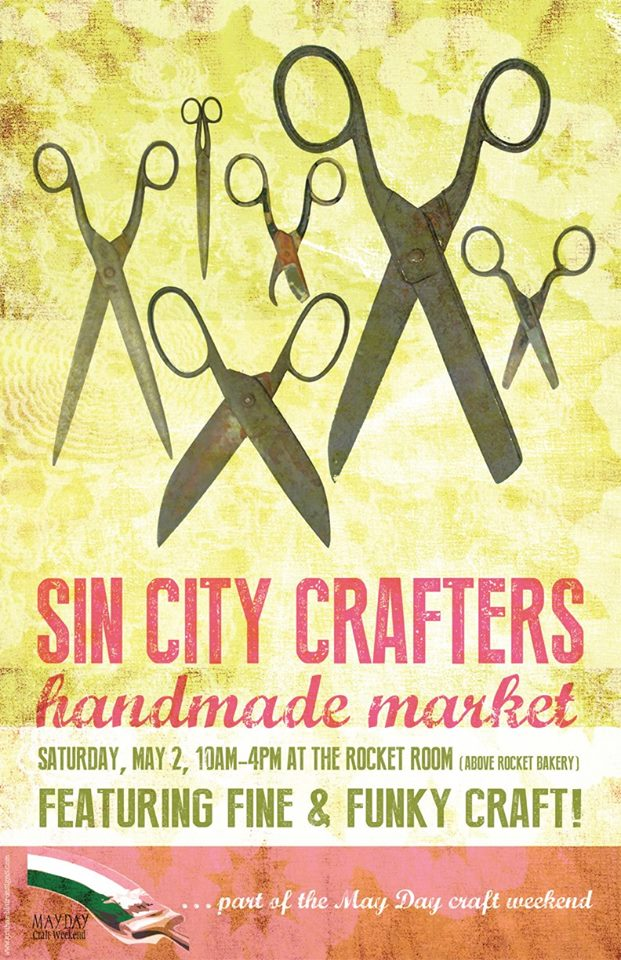 Sin City Crafters poster2015
